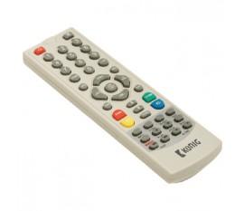 Télécommande pour récepteur satellite DVB-S2 REC11