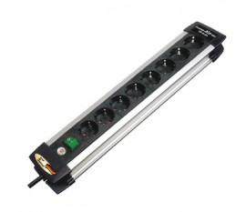 Multi-way extension 8 sockets