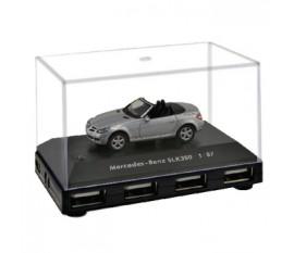 Mercedes SLK350 USB hub
