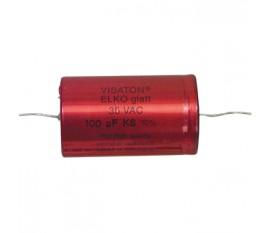 Bipolaire Elco 220 Uf 63 V