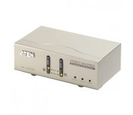 2-2 port video + audio matrix switch