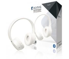 Oreillette Bluetooth® 4.0 blanche