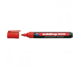 Edding 10x marker 300 red