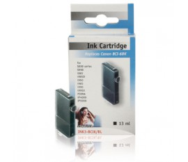 Compatible cardridge BCI-6 for Canon S800 / S820 / S900 / S9000 black (13ml)