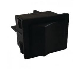 2-POL Rocker Switch 220/380 BL
