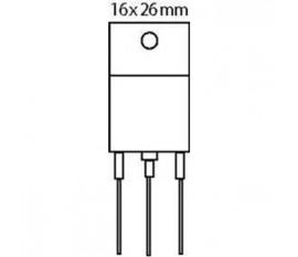 SI-N 1500 V 8 A 45 W 0.4us