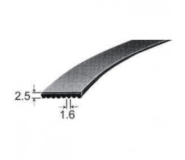 Poly v-belt 1951PH7