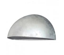 Applique murale en métal galvanisé