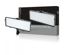 Lampe LED vidéo dimmable 320