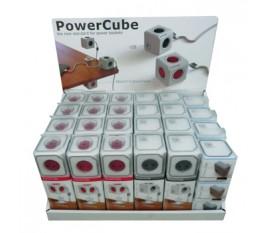 Présentoir de comptoir pour Powercube