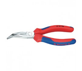 Chain nose side cutting plier 160 mm