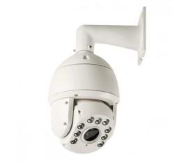 Caméra dôme de sécurité grande vitesse avec zoom 30x