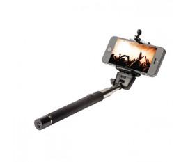 Bâton pour selfie Bluetooth avec obturateur
