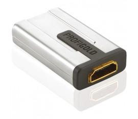Connecteur HDMI® haut vitesse avec Ethernet