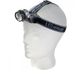 Lampe frontale LED HL 10 10xLED 30lm