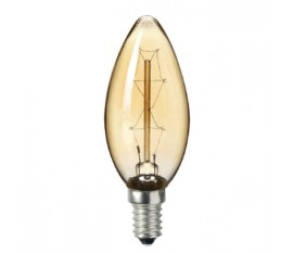 Decorative Vintage Flamme 40W 230/240V E14
