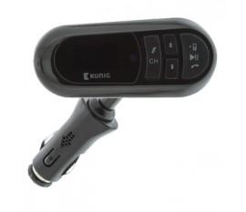 Emetteur FM Bluetooth® 12V avec microphone