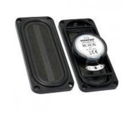 """Haut-parleur à large bande 4 x 9 cm (1.6"""" x 3.5"""") 8 Ω 5 W"""