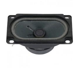 """Haut-parleur à large bande 5 x 9 cm (2"""" x 3.5"""") 8 Ω 15 W"""