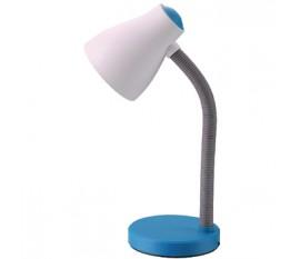 Desk lamp BABET EX BULB BLUE