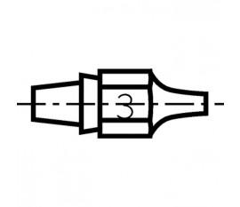 Buse a enficher DX113 pour fer à dessouder