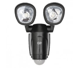 Safeguard 4.2 double LED battery light with motion detector