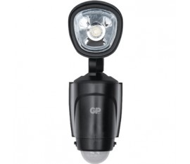 Safeguard 3.1 single LED battery light with motion detector