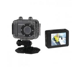Caméra embarquée Full HD 1080P avec boîtier étanche