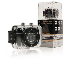 Caméra embarquée HD 720p avec écran tactile 2pouces