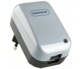 Adaptateur d'alimentation USB 2 prises haute intensité
