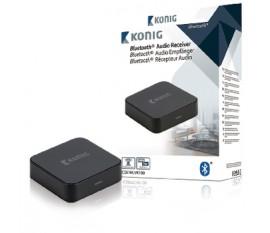 Récepteur audio avec technologie sans fil Bluetooth