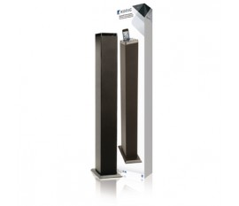 Tour haut-parleur NFC Bluetooth, coloris noir