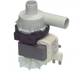 Drain pump universal with short nozzle 645152101