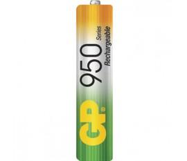 Batteries NiMH AAA/LR03 1.2 V 950 mAh 4-blister
