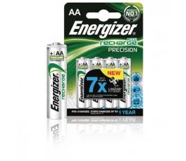 Batteries NiMH AA/LR6 1.2 V 2400 mAh R2U Presision 4-blister