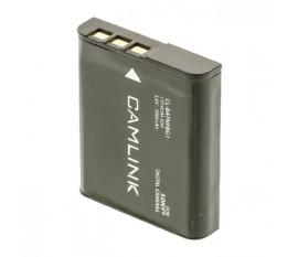 Batterie rechargeable pour appareils photos numériques 3.6 V 990 mAh