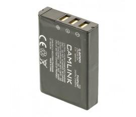 Batterie rechargeable pour appareils photos numériques 3.7 V 1890 mAh