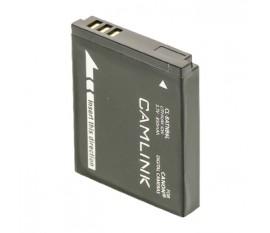 Batterie rechargeable pour appareils photos numériques 3.7 V 850 mAh