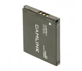 Batterie rechargeable pour appareils photos numériques 3.7 V 660 mAh