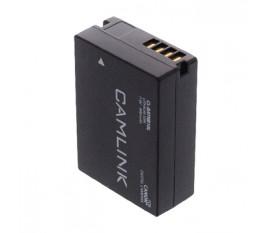 Batterie rechargeable pour appareils photos numériques 7.4 V 990 mAh
