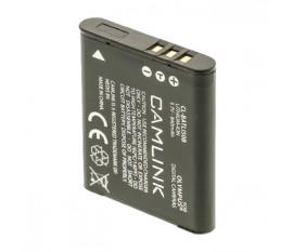 Batterie rechargeable pour appareils photos numériques 3.7 V 840 mAh