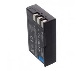 Batterie rechargeable pour appareils photos numériques 7.4 V 1350 mAh