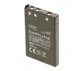 Batterie rechargeable pour appareils photos numériques 3.7 V 1290 mAh