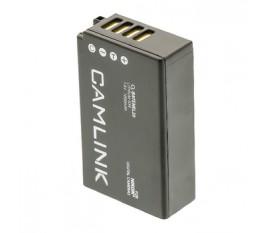 Batterie rechargeable pour appareils photos numériques 7.4 V 1000 mAh