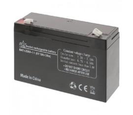 Batterie au plomb acide 6 V 10 Ah