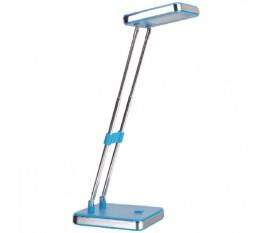 Ranex Lampe de bureau LED 6LED 2,5W bleu