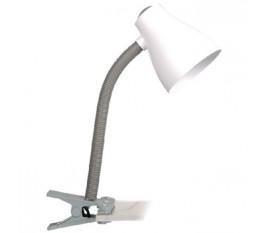 Desk cliplamp MANOU EX BULB GREY
