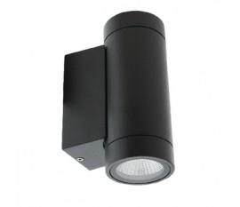 Applique LED Murale 6 W 190 lm Noir