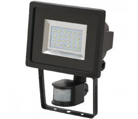 Applique LED Murale avec capteur de mouvements 12 W 950 lm Noir
