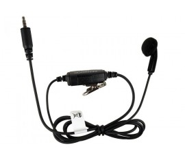 Ecouteurs intra-auriculaires KHS-33 avec touche PTT Kenwood
